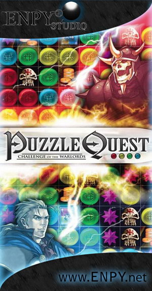 Русификатор, локализация, перевод Puzzle Quest: Challenge of the Warlords